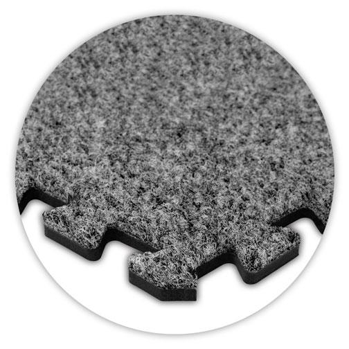 Alessco SoftCARPETS Texture Detail