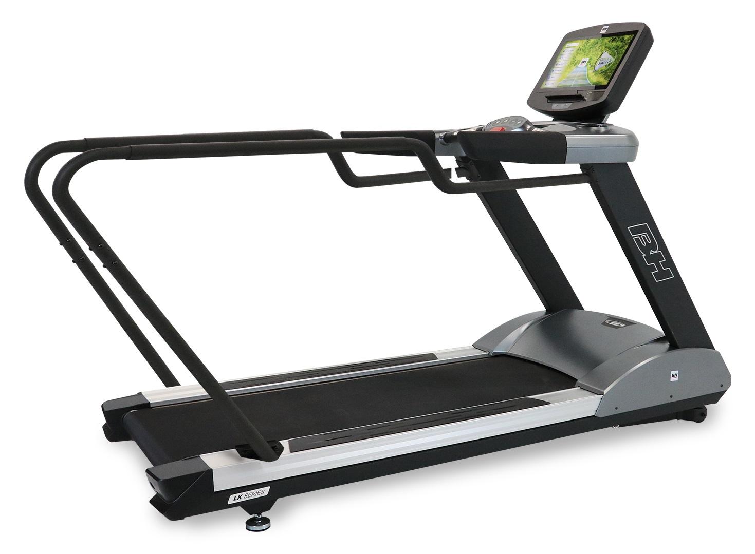 BH Fitness LK7Med Medical Handrails for LK700T CORE