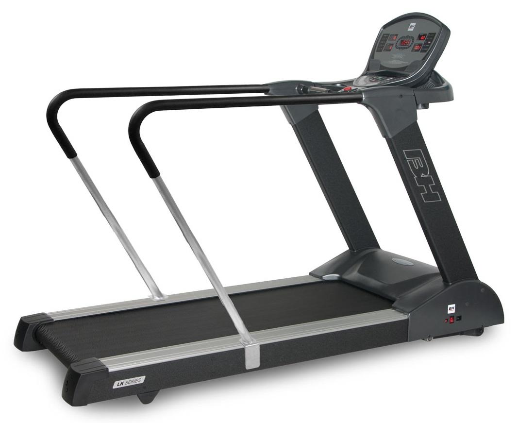 BH Fitness LKT8Med Medical Handrails for LKT8