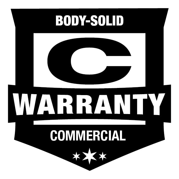 Body-Solid GPR400 Power Rack with Commercial Warranty