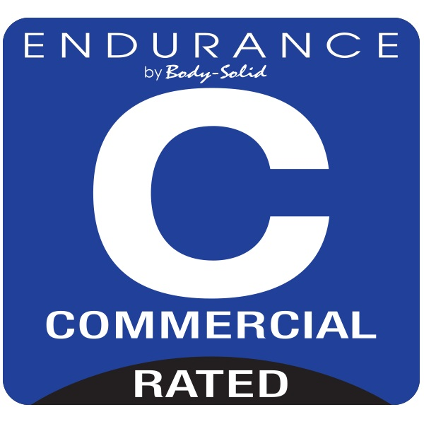 Body-Solid Endurance Light Commercial Warranty Rated