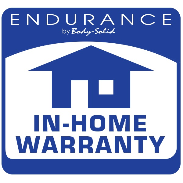 Body-Solid Endurance In-Home Warranty