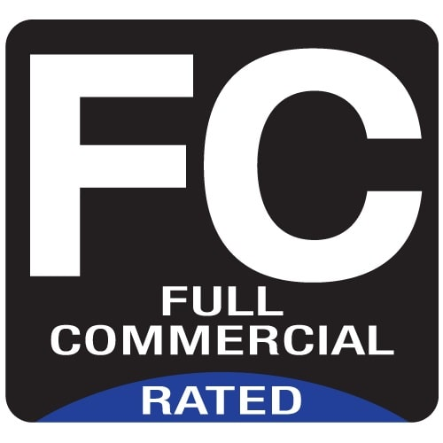 Body-Solid Full Commercial Warranty Rated