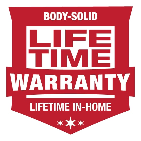 Body-Solid SPR250 Commercial Squat Stand with Lifetime In Home Warranty