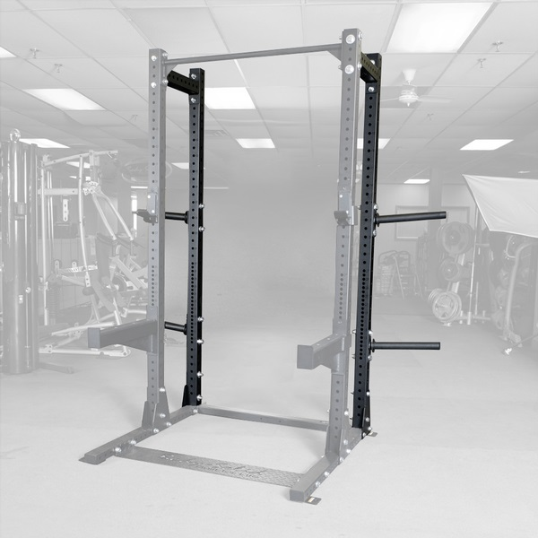 Body-Solid SPRHALFBACKRear Rack Extension Kit Option for SPR500 Half Rack