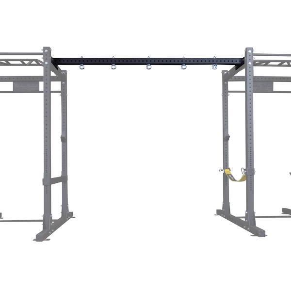Body-Solid SPRACB Power Rack Connecting Bar Option for SPR500 Half Rack