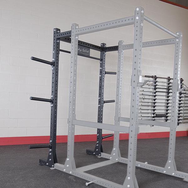 Body-Solid SPRBACK Rear Rack Extension Kit Option for SPR1000 Power Rack