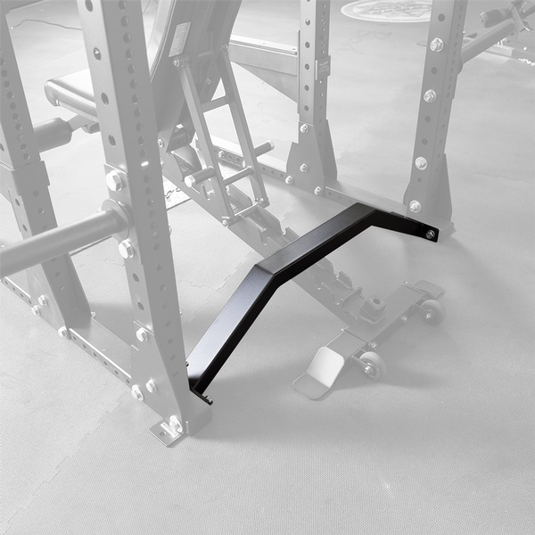 Body-Solid SPRBCB Bench Clearance Bar Option for SPR500 Half Rack