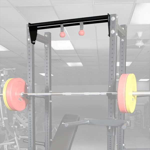 Body-Solid SPRDCB Dual Chin Bar Crossmember Option for SPR500 Half Rack