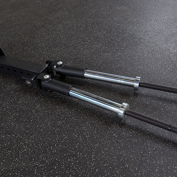 Body-Solid SPRTB Dual T-Bar Platform Option for SPR1000 Power Rack