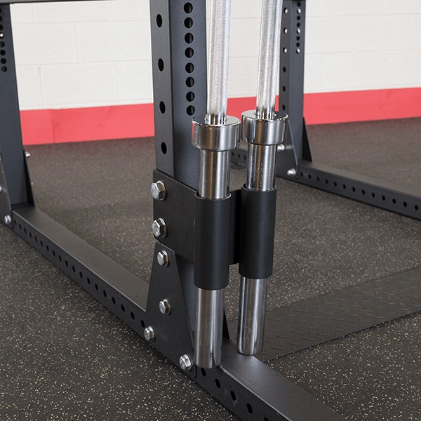 Body-Solid SR-BHV Bar Holder Attachment Option for SPR1000 Power Rack