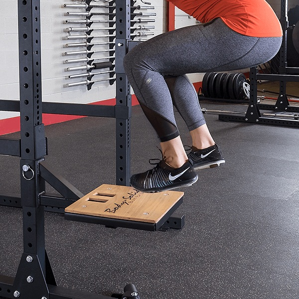 Body-Solid SR-STEP Plyo Step Attachment Option for SPR500 Half Rack