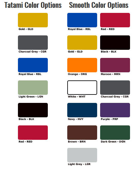 Dollamur Flexi-Roll Mat Colors