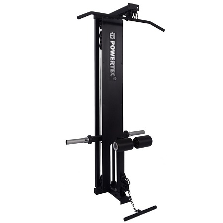 Powertec Workbench Lat Tower Attachment