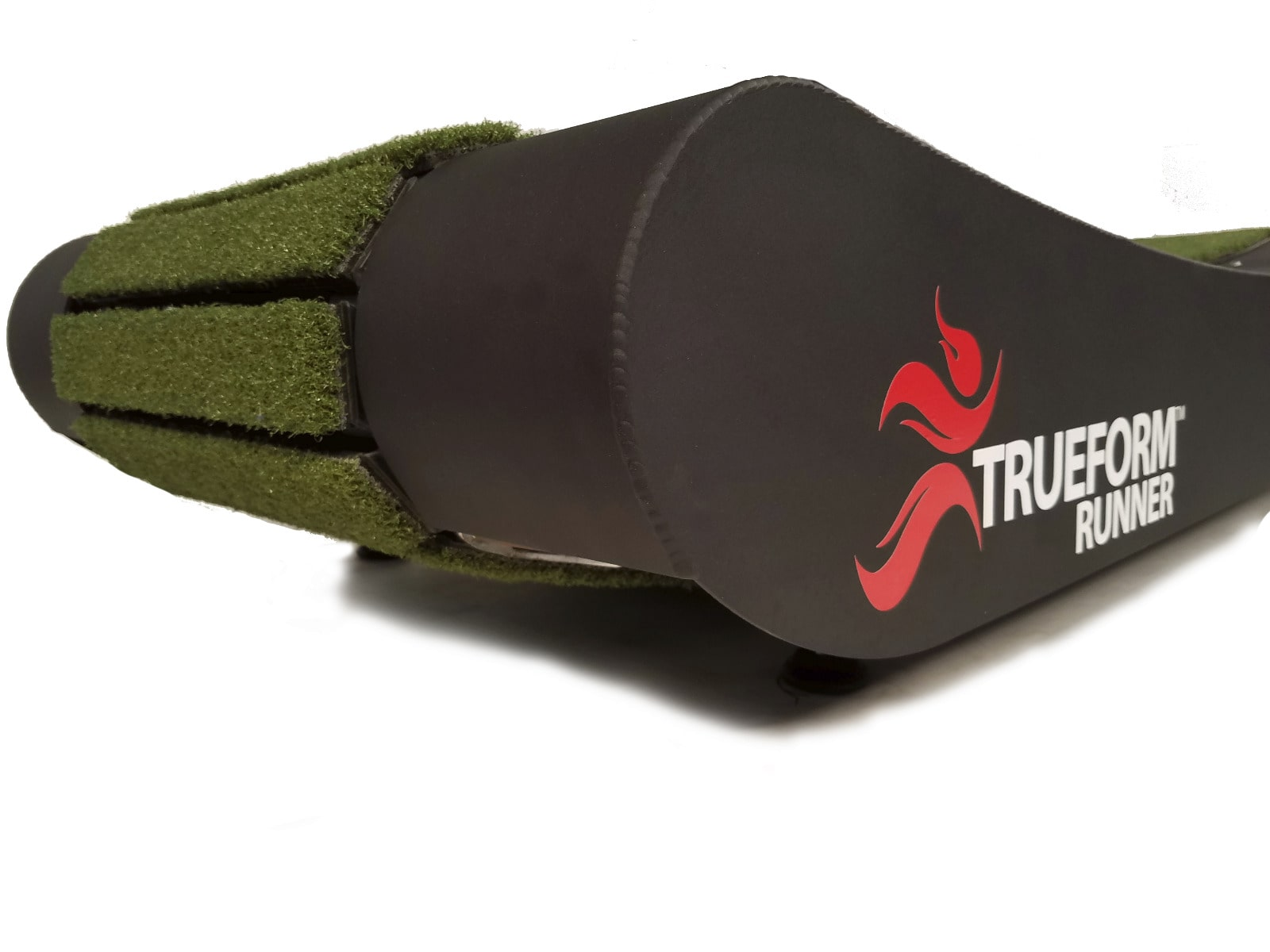 TrueForm Runner Treadmill Turf Track Close Up
