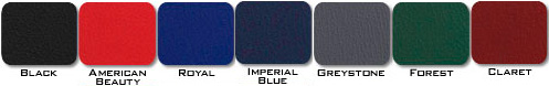 USA Strength and Performance commercial gym equipment upholstery color choices