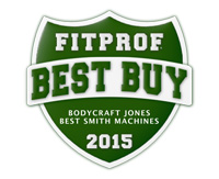 FIT PROF Best Buy Award 2015