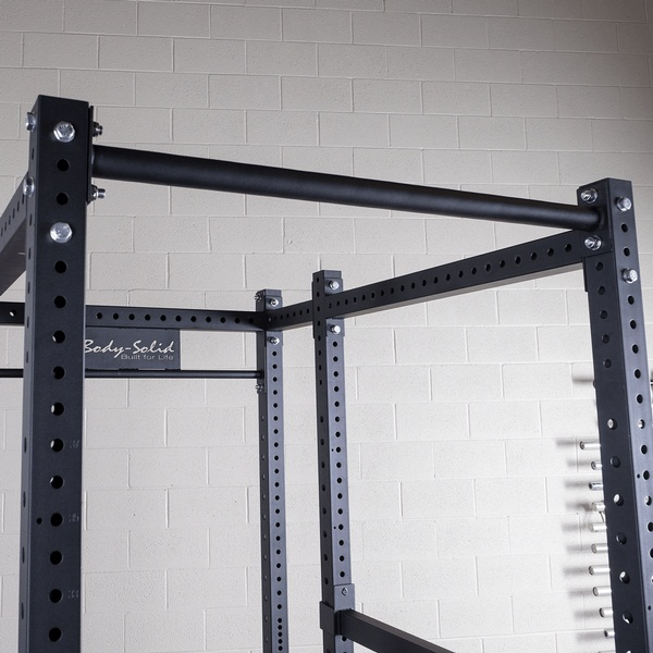 Body-Solid SPRCB Fat Chin Up Crossmember Option for SPR1000 Power Rack