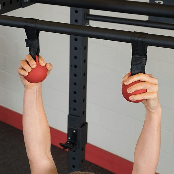 Body-Solid SR-CB Cannonball Grips Option for SPR1000 Power Rack