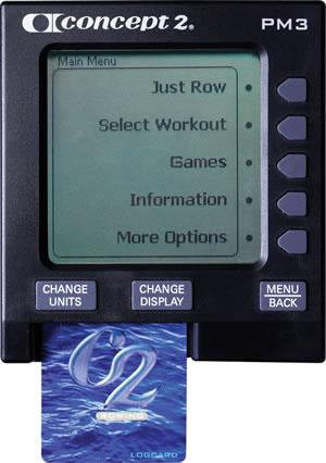 PM3 monitor