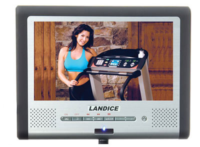 treadmill dvd