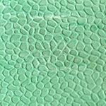 honeydew rubber interlocking gym tiles