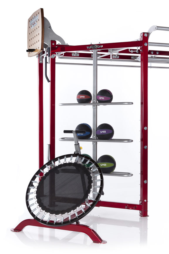 CT-8210 Medicine Ball Rebounder Training Module