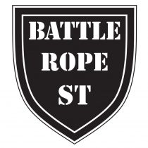 BattleRope ST by The Abs Company Battle Rope Suspension Trainer System