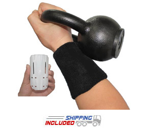 Kettlebell Training Wrist Guards