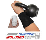 Kettlebell Wrist Guards (Pair)