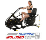 Fit One X3 Revolution Core Cardio BallBike Strength Cycle