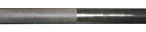 Olympic Power Bar Knurling