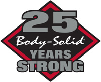 Body-Solid 25 Years Stronf