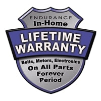 Body-Solid Endurance Lifetime In-Home Warranty
