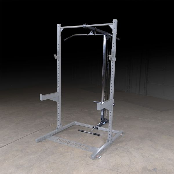 Body Solid Ppr500 Powerline Premium Half Rack Squat Stand