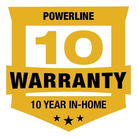Body-Solid Powerline In-Home Warranty