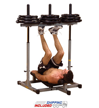 Powerline by Body-Solid PVLP156X Plate Loaded Vertical Leg Press