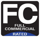 Full Commercial Rated
