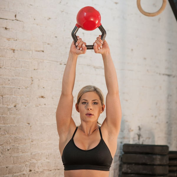 Body-Solid Kettlebell Exercise