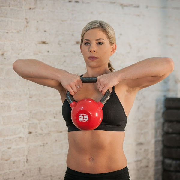 Body-Solid Kettleball Upright Shoulder Row