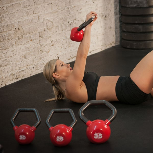 Body-Solid Kettleball Turkish Get Up