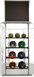 Medicine Wall Ball Station