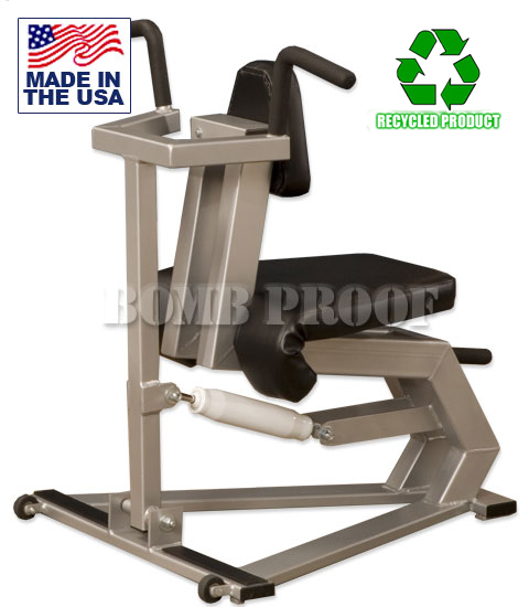hydraulic squat machine