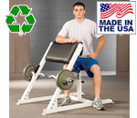USA Made Bomb Proof BP-11 Seated Adjustable Preacher Curl Bench
