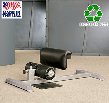 Bomb Proof Sissy Squat Quad Blaster for Commercial Gyms