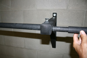 Wall-Mounted Pull-Up Bar