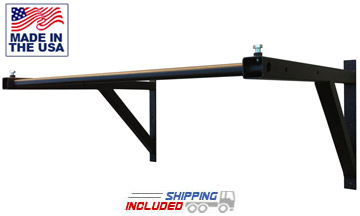 Adjustable Wall Mounted Pull-Up Rack