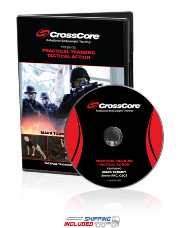 CrossCore Practical Training – Tactical Action DVD