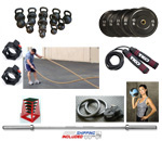 CrossCore Training Package for Garage Gyms