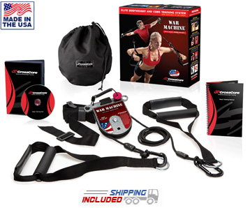 War Machine Pulley Training System by CrossCore, Inc.